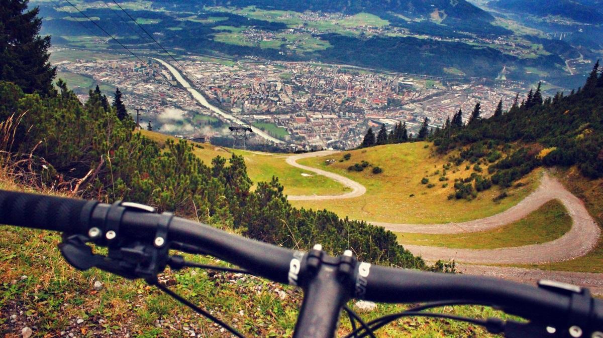 urlaub in tirol biken innsbruck